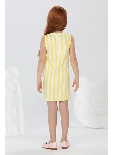 Lupiakids Çizgili Elbise Renkli